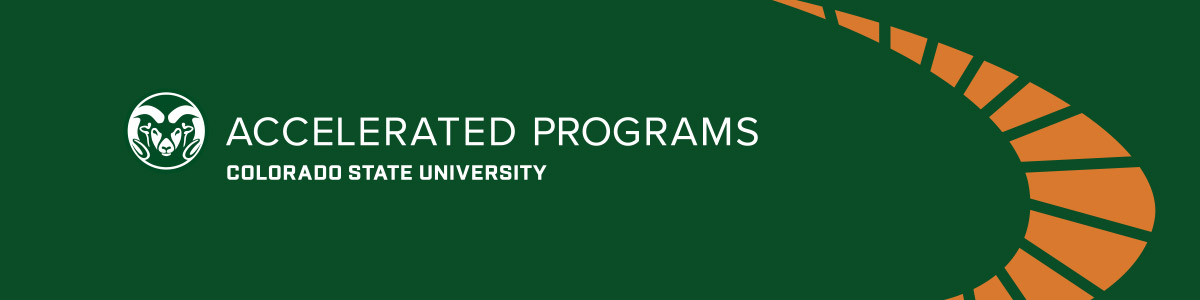 Accelerated Programs logo, CSU Summer Session